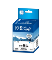 TUSZ BLACK POINT BPH655C (HP CZ110AE)