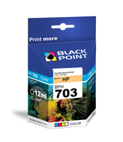 TUSZ BLACK POINT BPH703C (HP CD888AE)