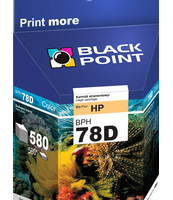 TUSZ BLACK POINT BPH78D (HP C6578D)