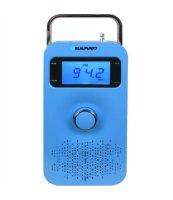 PRZENOŚNY RADIOODTWARZACZ MP3 Z SD/USB BLAUPUNKT PP10BL