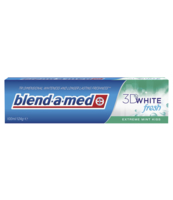 BLEND-A-MED 3D WHITE EXTRA MINT KISS 100ML