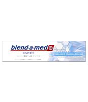 BLEND-A-MED 3D WHITE WHITENING CARE WYBIELANIE Z OCHRONĄ SZKLIWA, PASTA DO ZĘBÓW 75 ML
