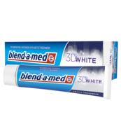 BLEND-A MED 3DWHITE ARKTYCZNA ŚWIEŻOŚĆ 100ML