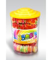 BOMBI LIZAKI ROKSOWE W TUBIE 150 X 8 G