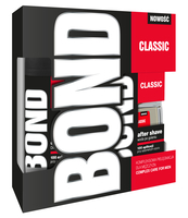 BOND CLASSIC ZESTAW 2-ELEMENTOWY /WODA PO GOLENIU 100ML+DEZODORANT 150ML/