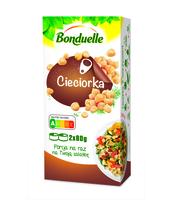 BONDUELLE CIECIORKA 2X80G
