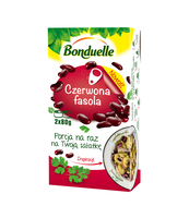 BONDUELLE CZERWONA FASOLA 2X80G