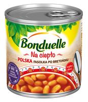 BONDUELLE POLSKA FASOLKA PO BRETOŃSKU 425 ML