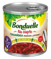 "BONDUELLE TEKSAŃSKA FASOLKA ""CAYENNE"" 425 ML"