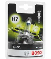 ŻARÓWKA BOSCH H7 PLUS 90 12V 55W