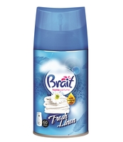 BRAIT REFILL SPRAY FRESH LINEN 250 ML