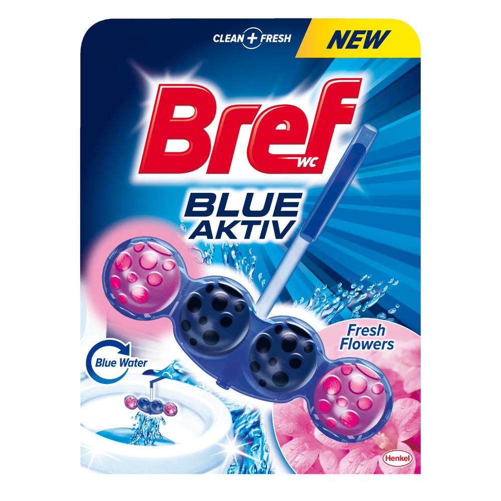 BREF BLUE AKTIV FRESH FLOWERS 50G