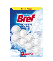 BREF POWER ACTIV PURE WHITE 2X50G