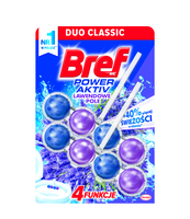 BREF POWER AKTIV LAWENDOWE POLE 2X50G