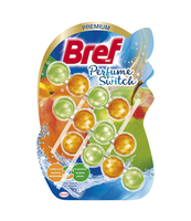 BREF PS SŁODKA BRZOSKWINIA CZERWONE JABŁKO 3X50G