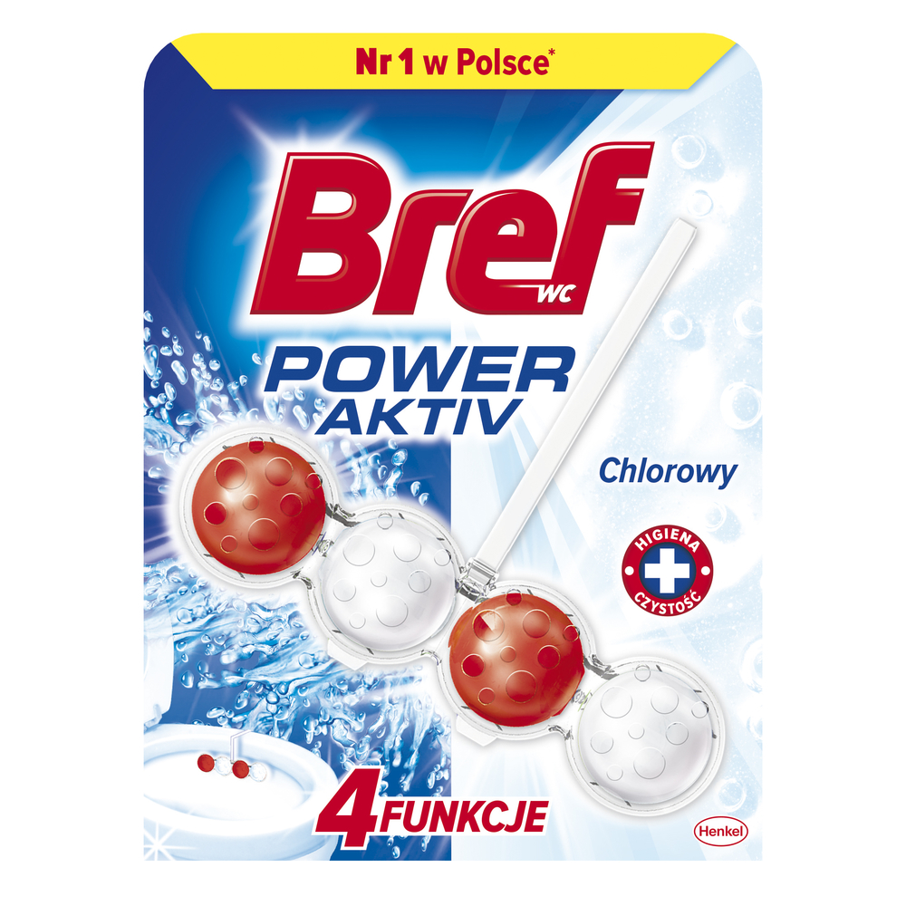 BREF POWER AKTIV CHLORINE 50G
