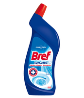 BREF WC CLEANER GEL OCEAN 750ML