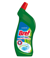 BREF WC CLEANER GEL PINE 750ML