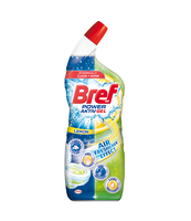 BREF WC GEL POWER AKTIV GEL LEMON 700ML