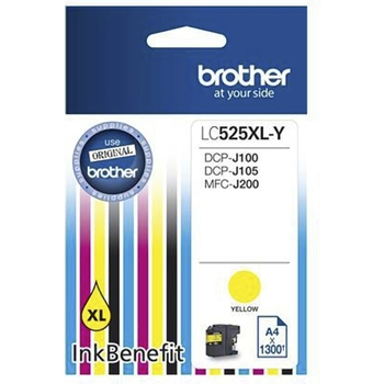 TUSZ BROTHER LC525XLY YELLOW