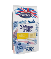 BUTCHER'S DELICIOUS DINNERS CAT DRY CHICKEN 2KG