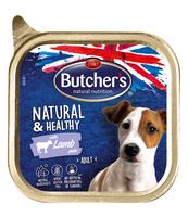 BUTCHER'S NATURAL&HEALTHY DOG Z JAGNIĘCINĄ PASZTET 150G
