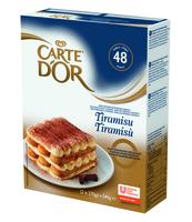 DESER TIRAMISU CARTE D'OR 0,49 KG