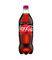 COCA COLA ZERO CHERRY COKE 1L