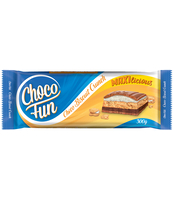 CHOCO FUN CHOCO BISCUIT CRUNCH 300G