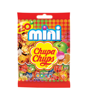 CHUPA CHUPS MINI BEST OF 20X6G
