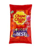 CHUPA CHUPS LIZAKI BEST OF TORBA 1440G