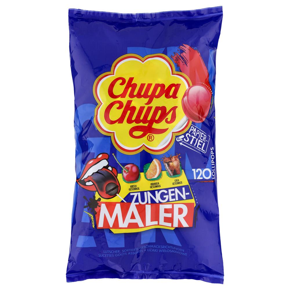 CHUPA CHUPS LIZAKI GRAFFITI TORBA 1440G