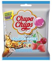 CHUPA CHUPS LIZAKI SUGAR FREE BAG 110G