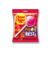 CHUPA CHUPS LIZAKI THE BEST OF TOREBKA 10X12G