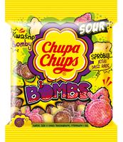 CHUPA CHUPS SOUR BOMBS 90G