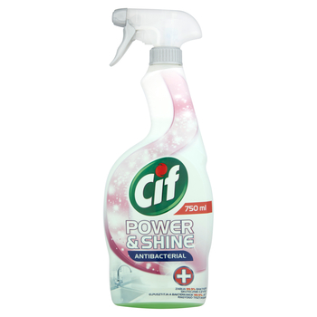 Cif Power Shine Spray Antybakteryjny 750 Ml Selgros24pl