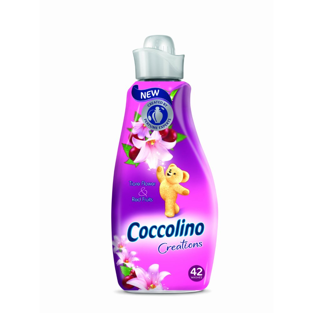 COCCOLINO PŁYN DO PLUKANIA CREATIONS PINK 1.5L