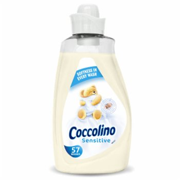 COCCOLINO PLYN DO PLUKANIA WHITE SENSITIVE 2L