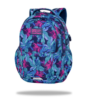 PLECAK MŁODZIEŻOWY FACTOR TURQUOISE JUNGLE COOLPACK