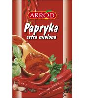 ARROD PAPRYKA OSTRA MIELONA 10G