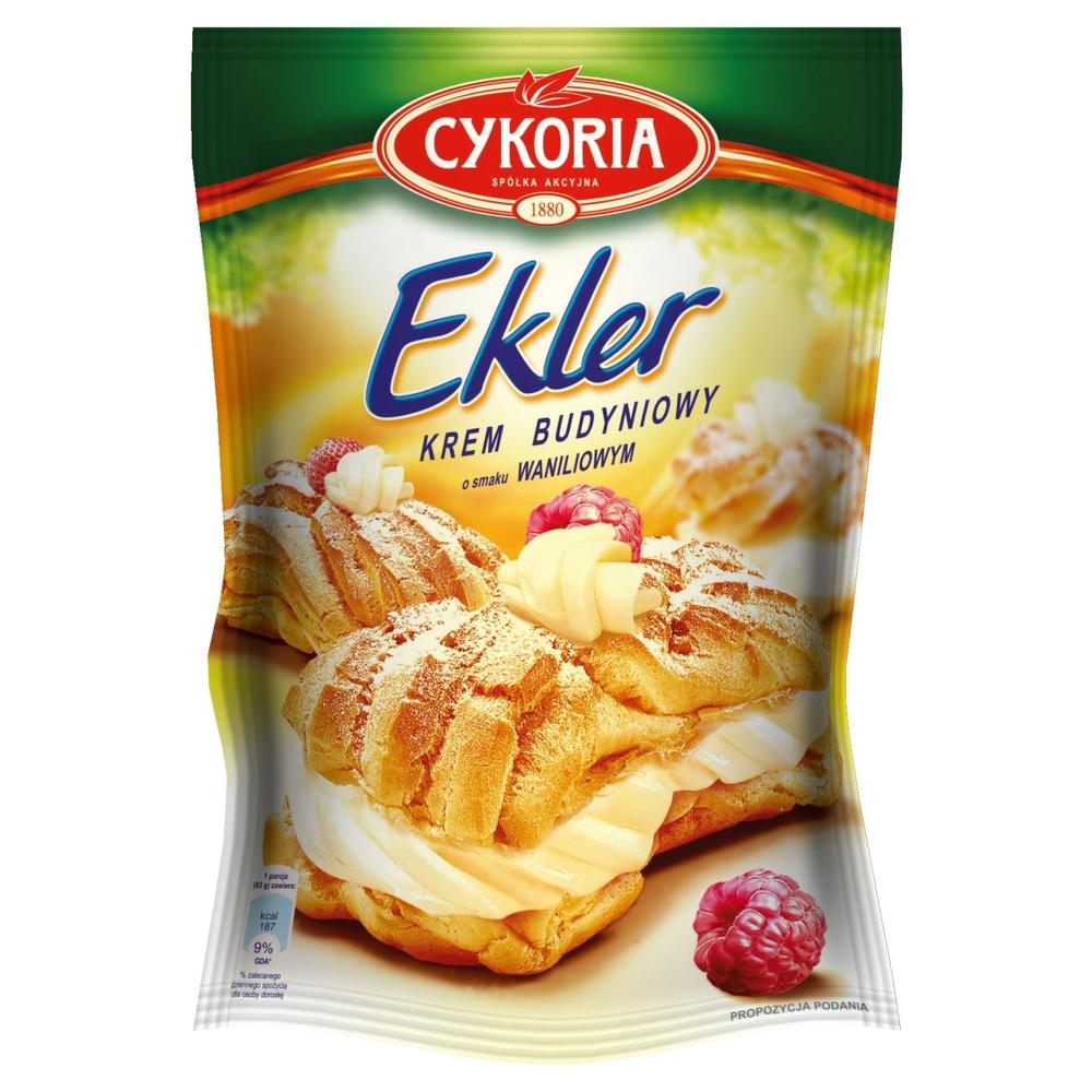 EKLER- KREM BUDYNIOWY 250G CYKORIA