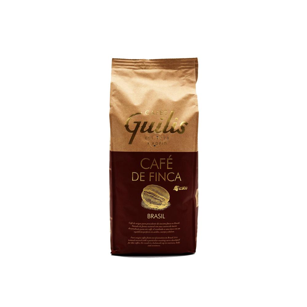 KAWA CAFES GUILIS - BRASIL ICATU ZIARNO 1KG