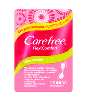 CAREFREE FLEXICOMFORT ALOE 20 SZT.