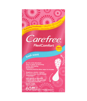 CAREFREE FLEXICOMFORT FRESH 60 SZT.