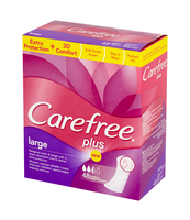 CAREFREE PLUS LARGE 48
