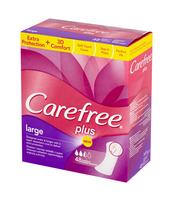 CAREFREE PLUS LARGE 48