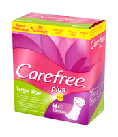 CAREFREE PLUS LARGE ALOE 48