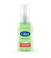 ŻEL DO MYCIA RĄK CAREX ALOE VERA 50ML