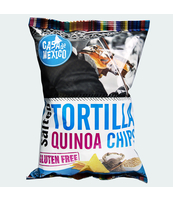 CASA DE MEXICO TORTILLA CHIPS SOLONE Z QUINOA BEZGLUTENOWE 125G