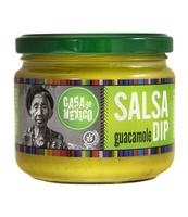 CASA DE MEXICO SALSA GUACAMOLE 300G